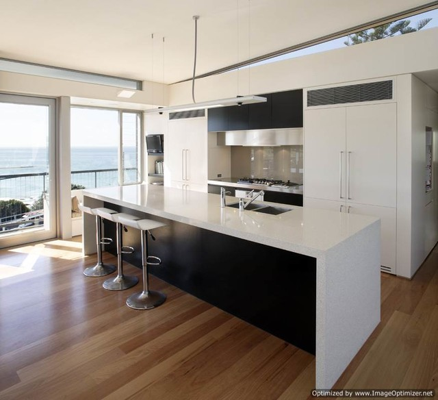 Bronte Modern Kitchen Sydney By Kitchens By Design Australia