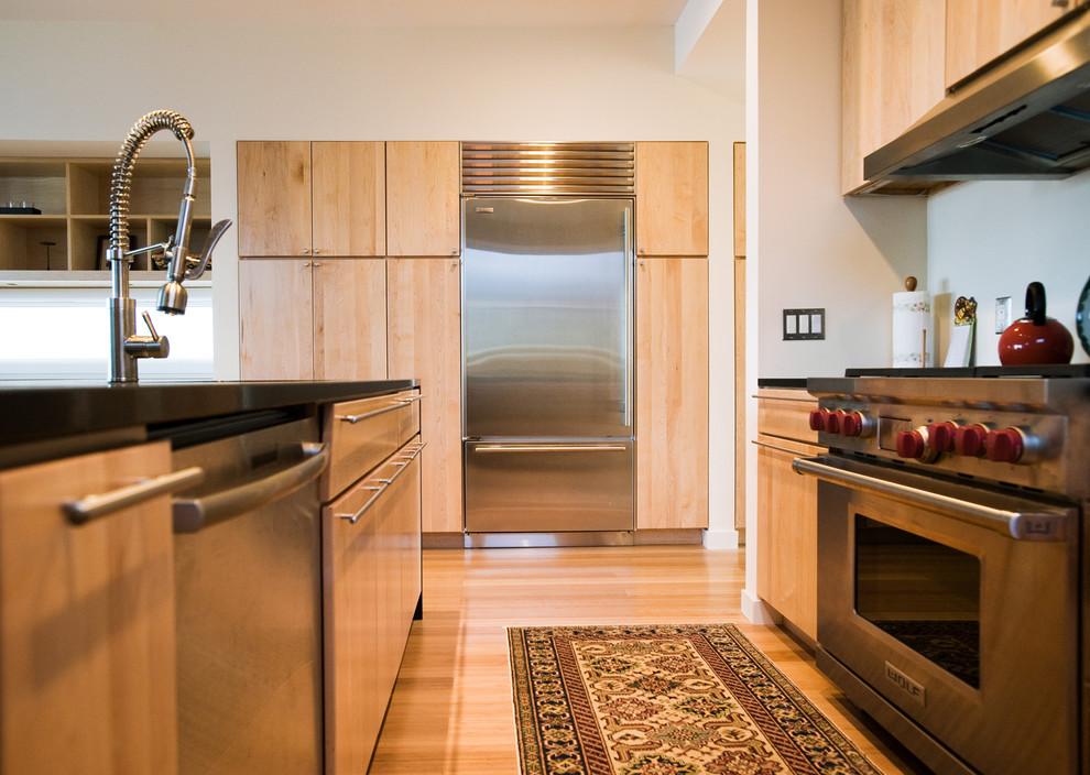 Bronx Box - kitchen - Modern - Kitchen - New York - by ...