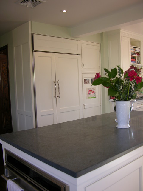 Bronxville Kitchen traditional kitchen