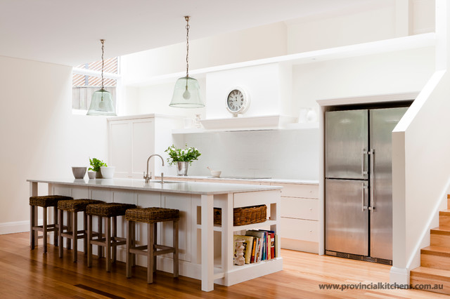 Brook Street Traditional Kitchen Sydney By Provincial Kitchens