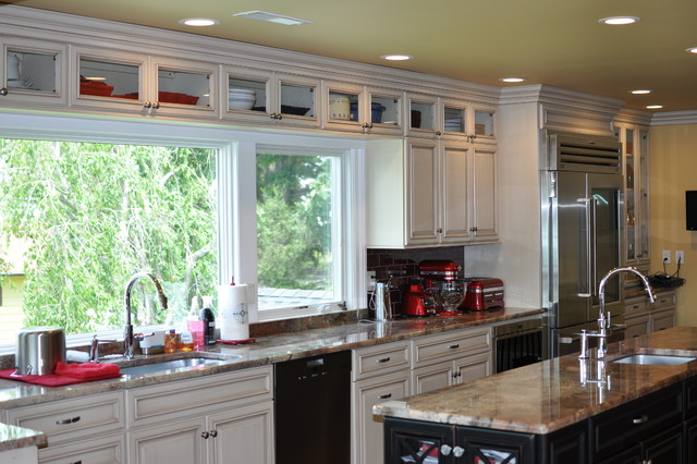 Brookfield ct traditional kitchen Kitchen design brookfield ct