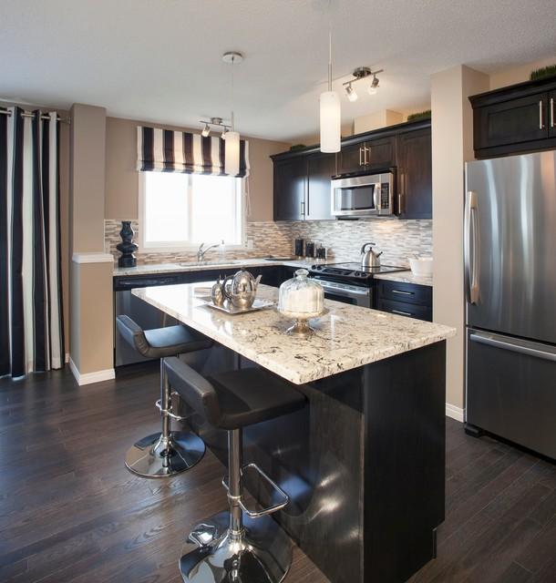 Modern Kitchen Design Calgary: Brookfield Residential