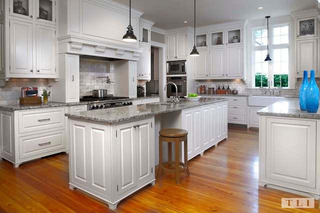 Brookhaven estate traditional kitchen atlanta by for Brookhaven kitchen cabinets