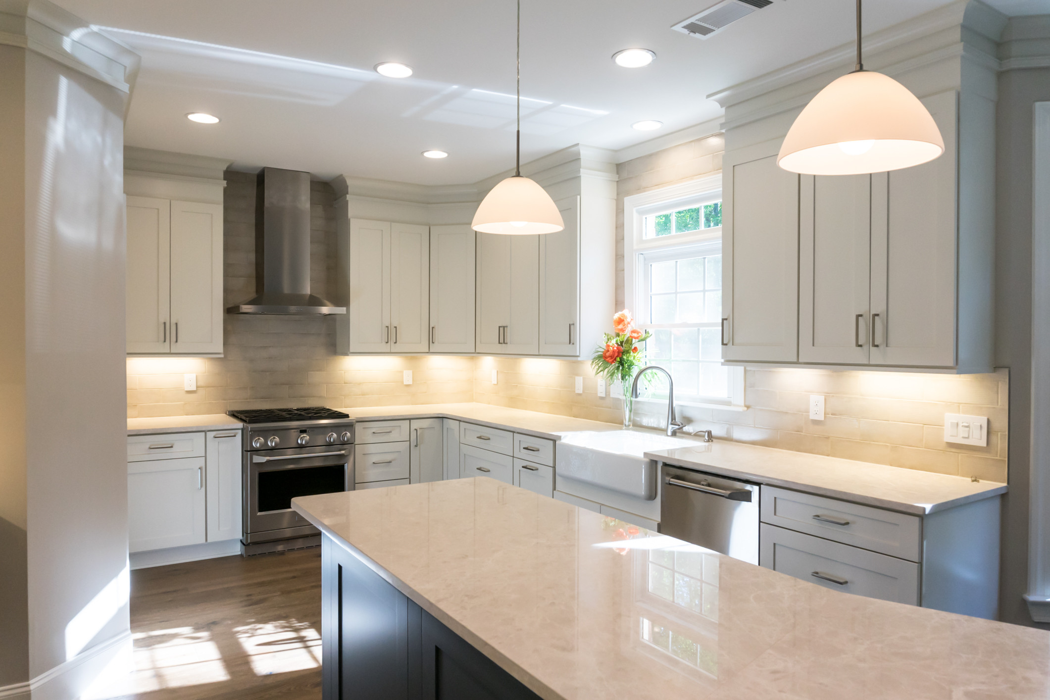Brookhaven Transitional Kitchen Remodel