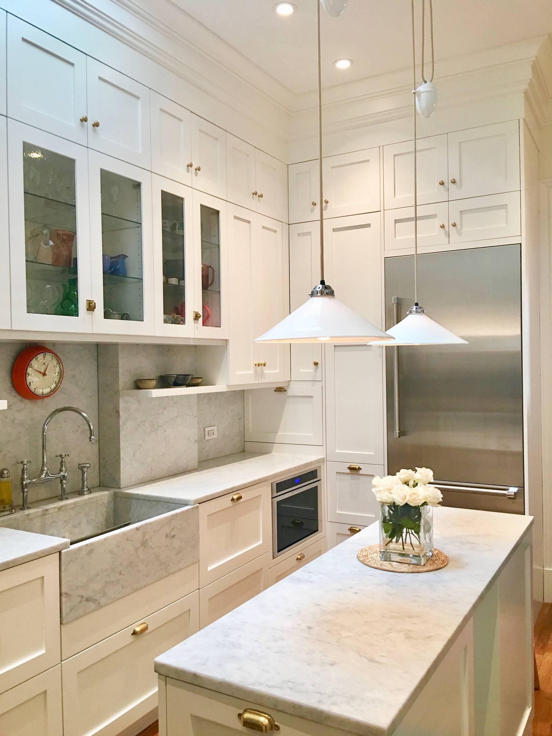 Brooklyn Brownstone Duplex Kitchen