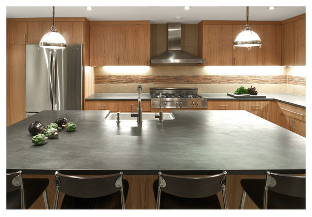 Brooklyn brownstone ny modern kitchen new york by for Brownstone kitchen ideas