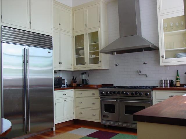 Brooklyn heights kitchen traditional kitchen new york by robin amorello ckd caps - Kitchen design brooklyn ...