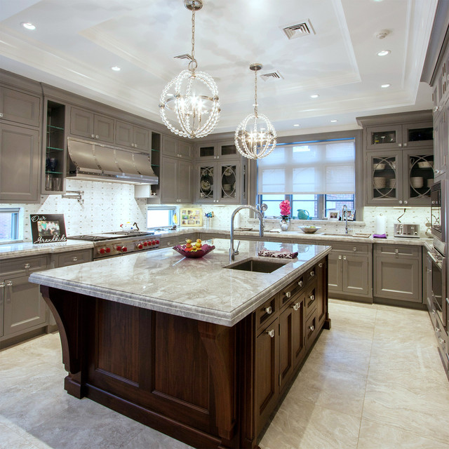 brooklyn home traditional kitchen new york by home
