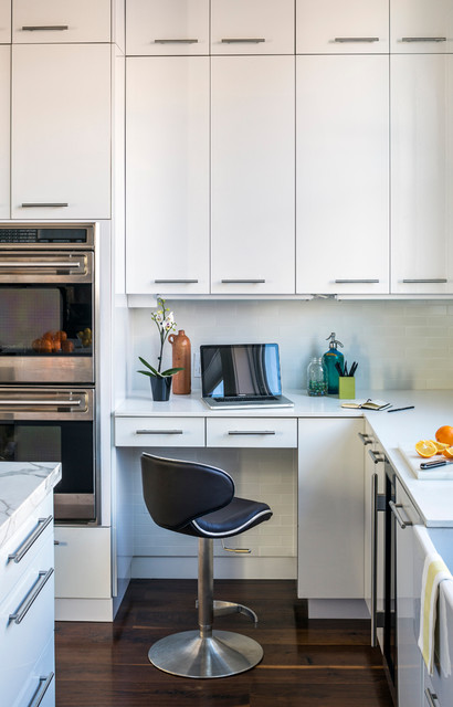 Brooklyn House contemporary-kitchen