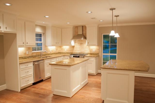 Brookmere traditional-kitchen