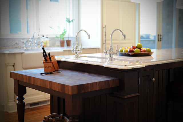 Brookside traditional-kitchen