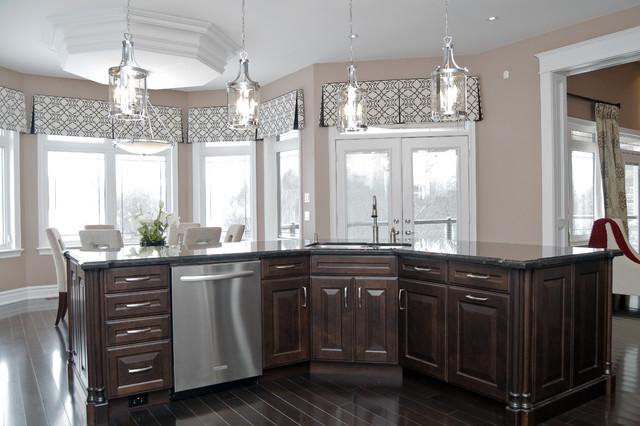 Brookstone Estates - The Holt traditional-kitchen