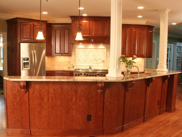 Brookstone Kitchen traditional-kitchen