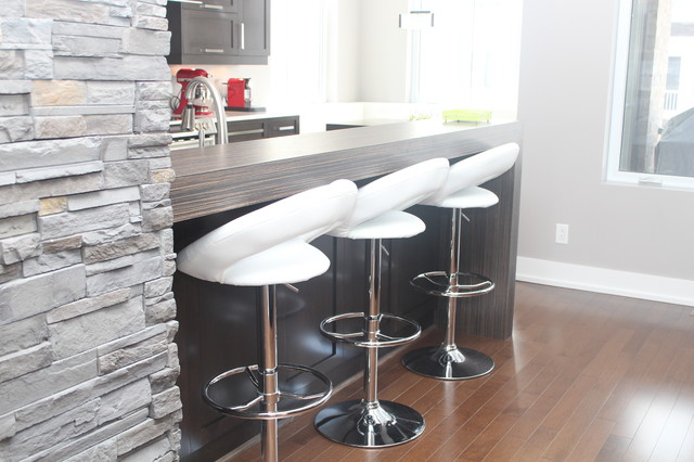 Brossard kitchen & bath construction contemporary-kitchen