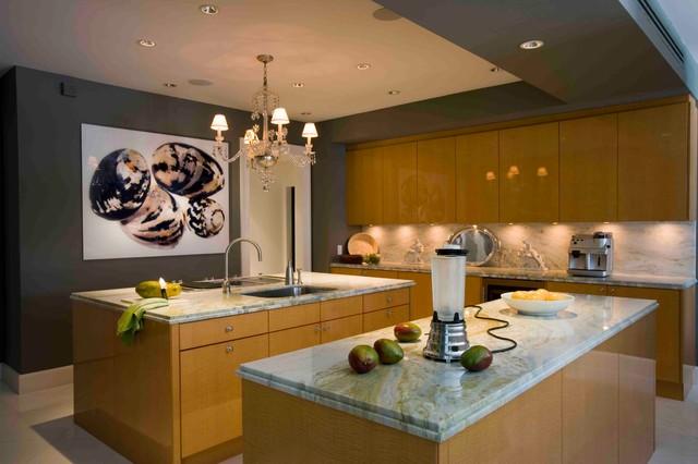 Brown Davis Interiors, Inc. contemporary-kitchen
