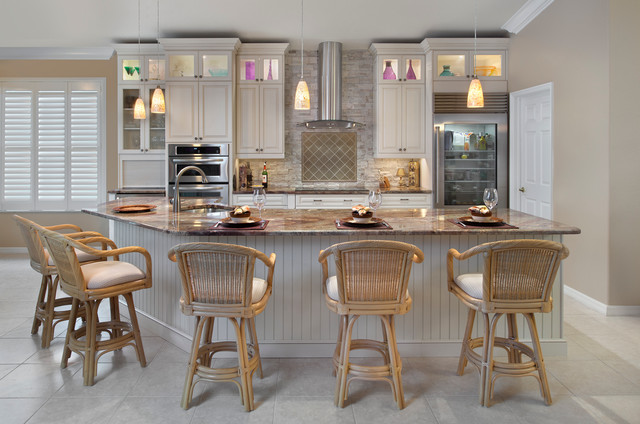 brown kitchen contemporary kitchen tampa by kgt remodeling