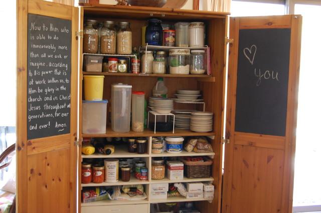 Brown Wren Acres traditional-kitchen