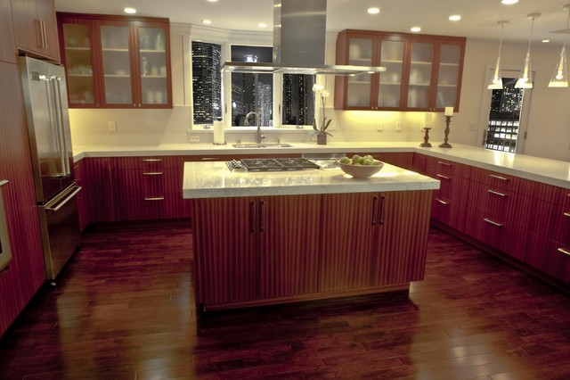 Brownhouse Design contemporary-kitchen