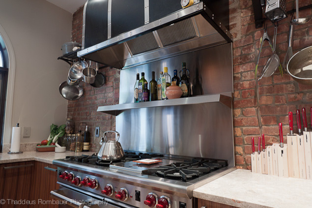 Brownstone Design & Renovations eclectic-kitchen