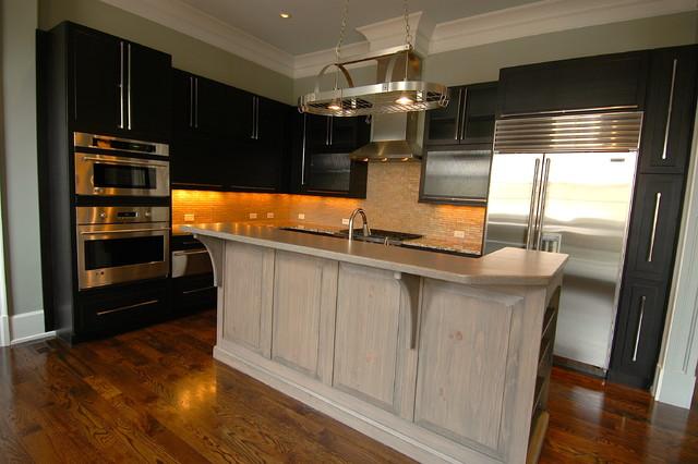 Brownstone kitchen for Brownstone kitchen ideas