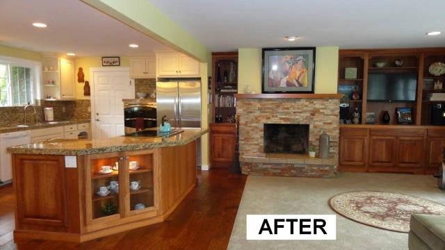 Brownsville Area Kitchen Remodel traditional-kitchen