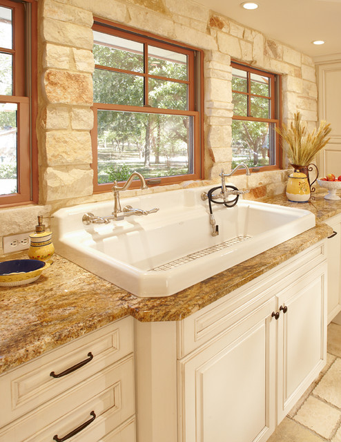 Bruce Graf traditional kitchen