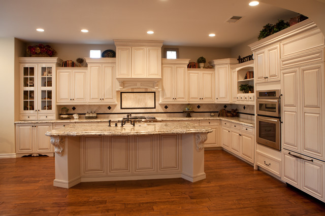 Bruno - Mediterranean - Kitchen - orange county - by Kitchen Cabinets And Beyond
