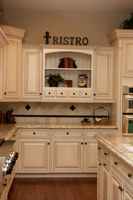 Bruno mediterranean kitchen orange county by kitchen cabinets and beyond for French kitchen design