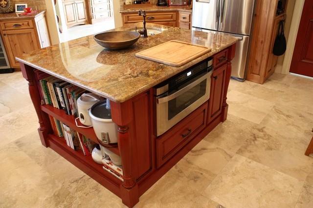 Brurdick Kitchen traditional-kitchen