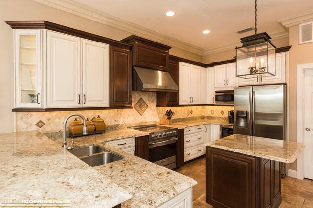 Bruskotter waypoint kitchen remodel traditional for Zelmar kitchen designs