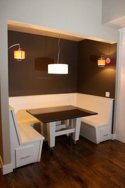 Bryce Canyon Bungalow modern-kitchen