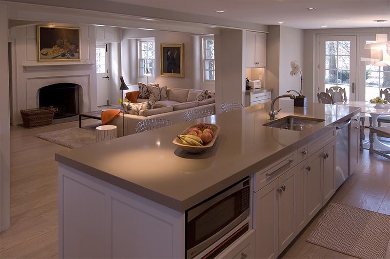 Bryn Mawr, Pennsylvania - Transitional - Kitchen ...