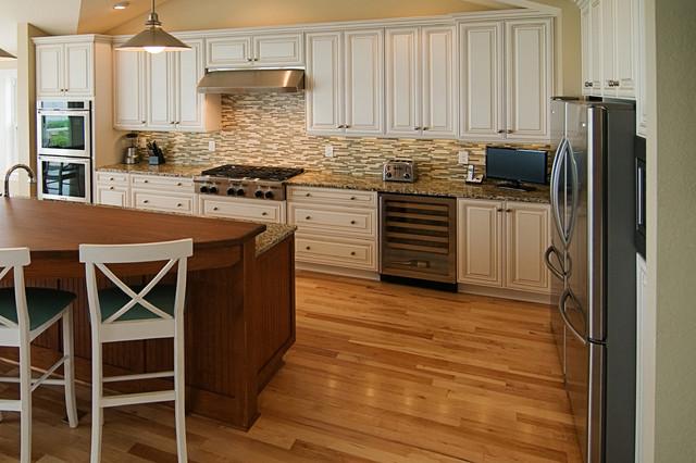 Buck Island New Construction traditional-kitchen