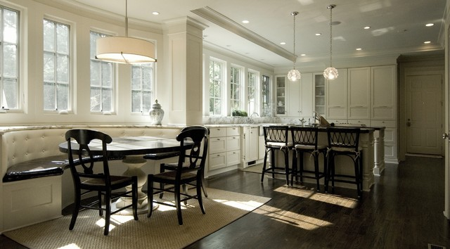Buckhead traditional kitchen