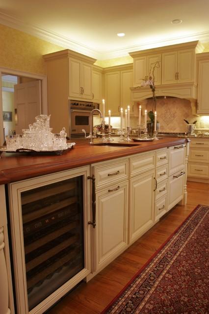 Buckhead Residence Traditional Kitchen Atlanta By Interiors By Cassandra Layne