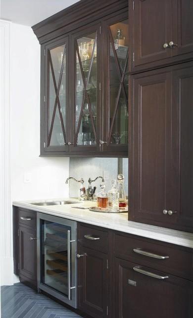 Buckhead Residence Contemporary Kitchen Atlanta By The Design Atelier Inc