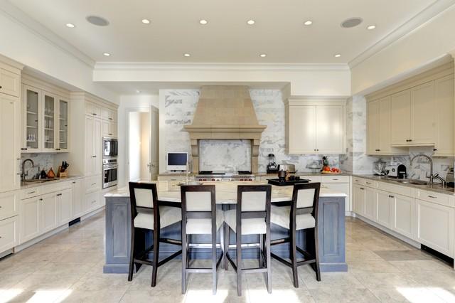Buckhead Townhomes Transitional Kitchen Atlanta By Muffley Associates