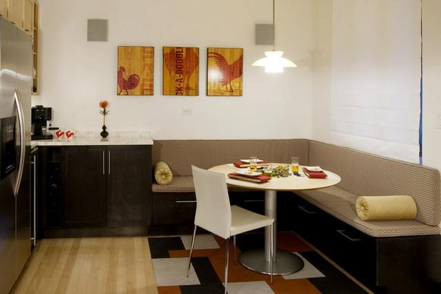 Bucktown Kitchen modern-kitchen
