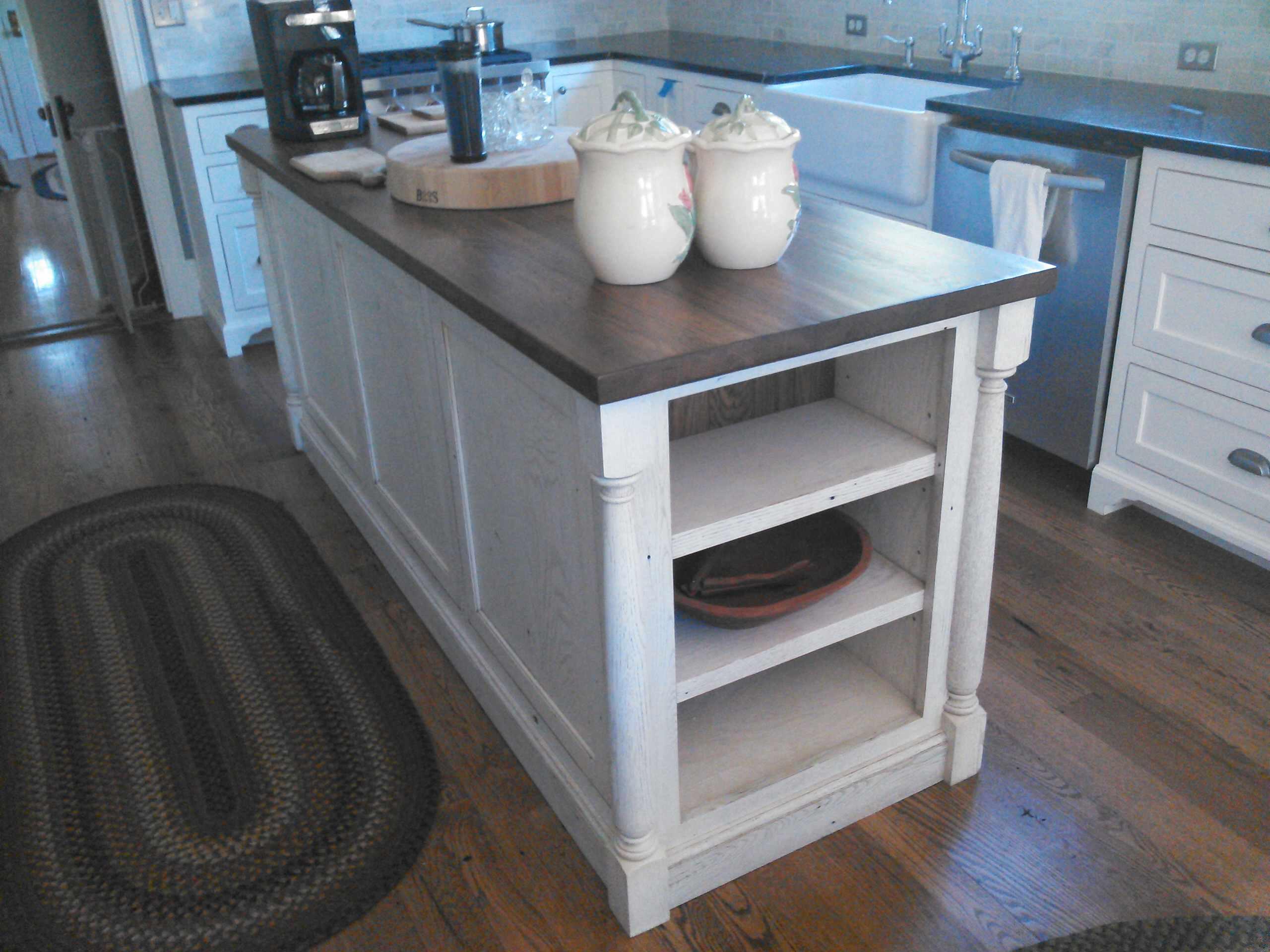 Budget-Friendly Farmhouse Kitchen Remodel