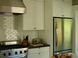 traditional kitchen Get the Look of a Built in Fridge for Less (9 photos)