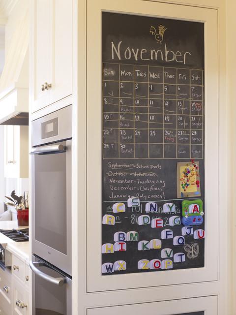 Buena Vista Residence - Time to Organize traditional-kitchen