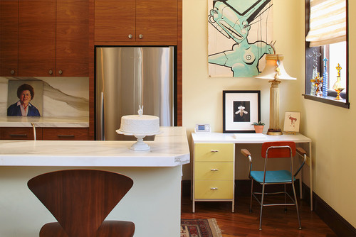 eclectic kitchen uncategorized
