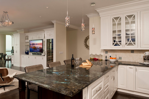 Love the cabinets by Medallion. Are they white icing or divinity?