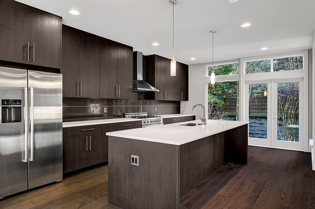 Build Urban - 191 36th Ave E contemporary kitchen