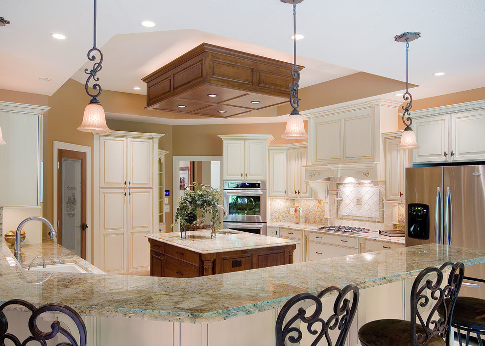 Builder's Vision - Traditional - Kitchen - Other - by KW ...