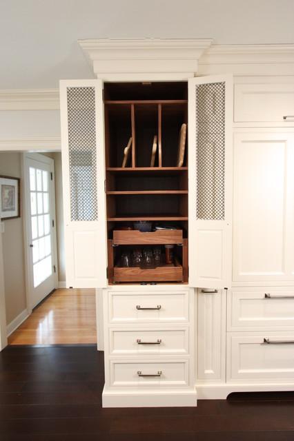 Built-in Heaven Kitchen traditional-kitchen