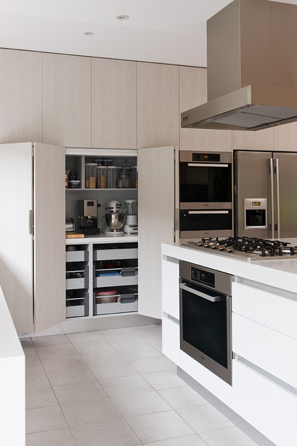 Bulleen modern-kitchen