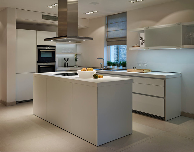 bulthaup b1 kitchen bath showroom contemporary kitchen other metro by hobsons choice. Black Bedroom Furniture Sets. Home Design Ideas