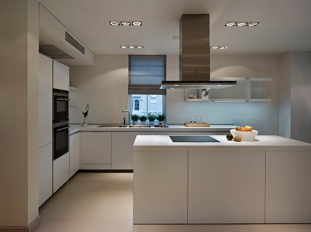 Bulthaup b1 kitchen bath showroom modern küche wiltshire