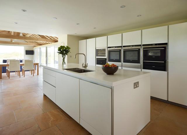 Bulthaup b1 kitchen country home contemporain cuisine wiltshire par hobsons choice - Cuisine bulthaup ...